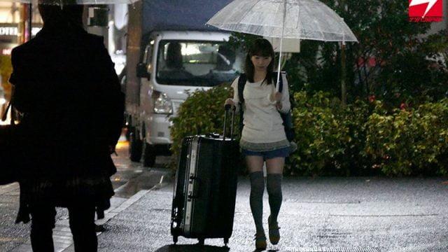 上京たったの4日目! 北海道から来たばかりのチクビが敏感すぎる145cm36kg 繊細ミニマム少女ことねちゃん(21才)のナンパ記録映像をAV発売。 ナンパJAPAN EXPRESS Vol.101